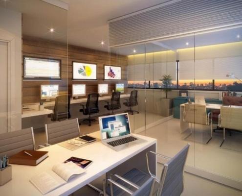 pisos laminados para escritorio